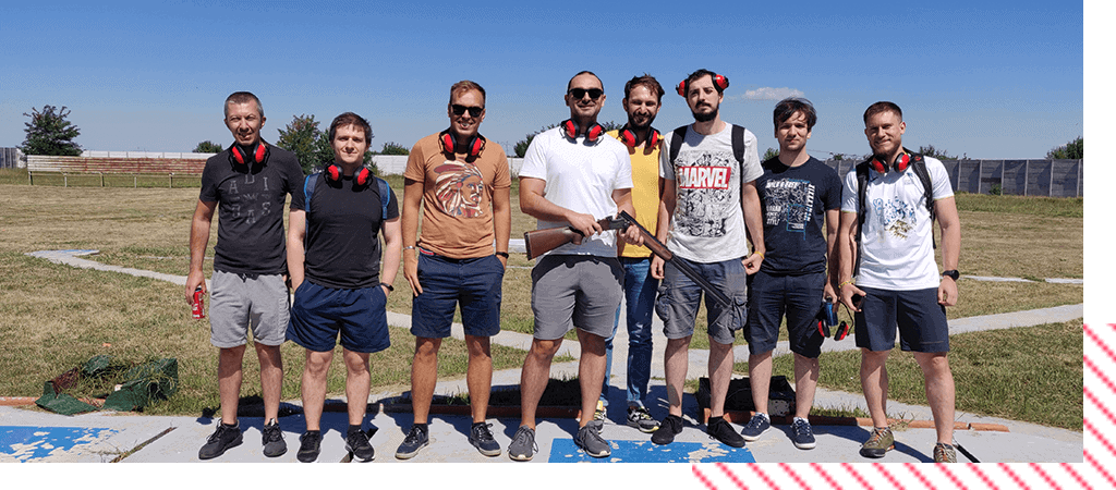 what to do in Bucharest - shooting range mob