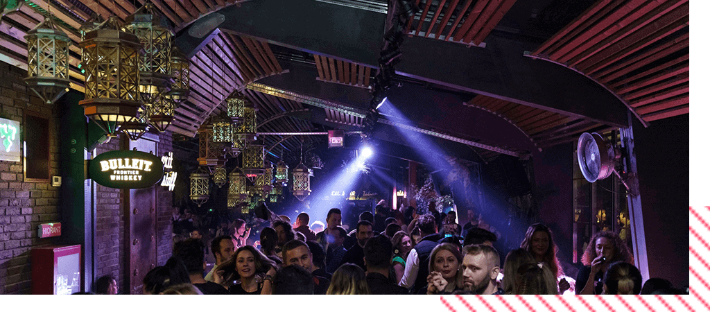 top clubs in Bucharest mob