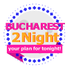 Bucharest 2Night Logo